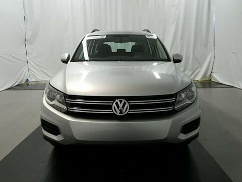 2015 Volkswagen Tiguan for sale in Houston, TX
