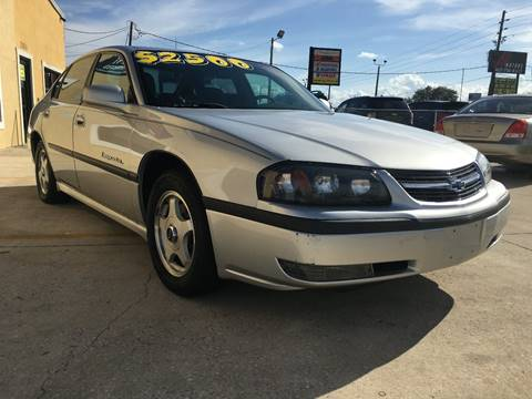 2002 Chevrolet Impala for sale in Kissimmee, FL