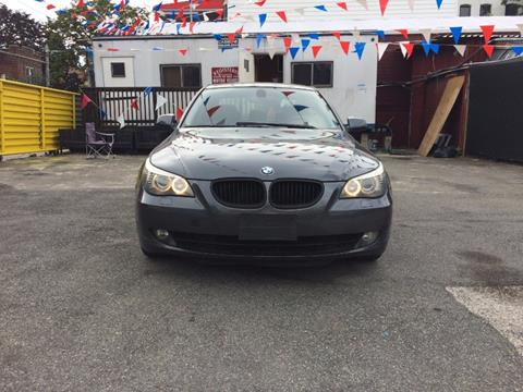2010 BMW 5 Series for sale in Astoria, NY