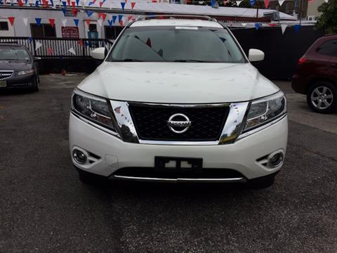 2014 Nissan Pathfinder for sale in Astoria, NY