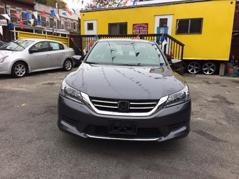2015 Honda Accord for sale in Astoria, NY