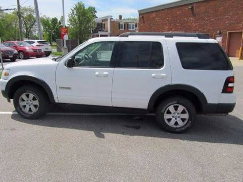 2007 Ford Explorer for sale in Cleveland, OH