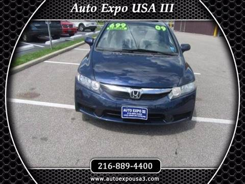 2009 Honda Civic for sale in Cleveland OH