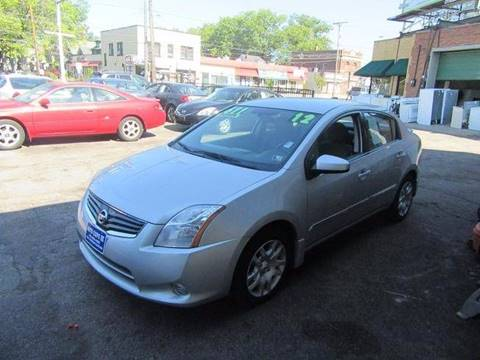 2012 Nissan Sentra for sale in Cleveland, OH