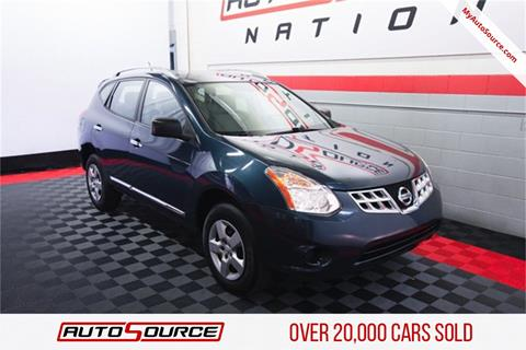 2015 Nissan Rogue Select for sale in Woods Cross, UT