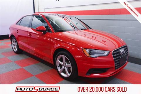 2016 Audi A3 for sale in Woods Cross, UT