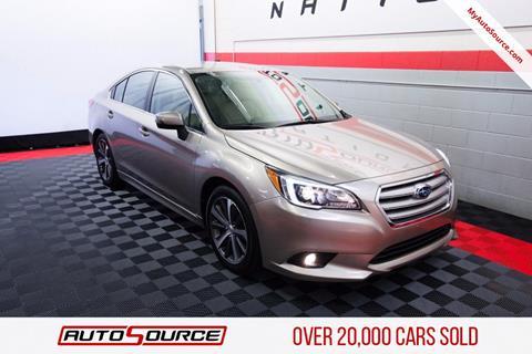 2015 Subaru Legacy for sale in Woods Cross, UT