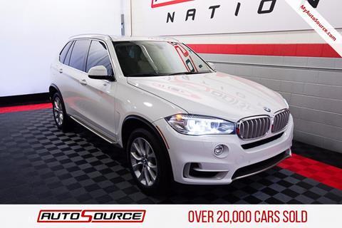 2016 BMW X5 for sale in Woods Cross, UT
