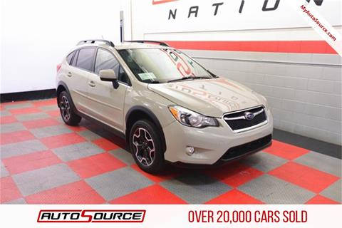 2014 Subaru XV Crosstrek for sale in Woods Cross, UT