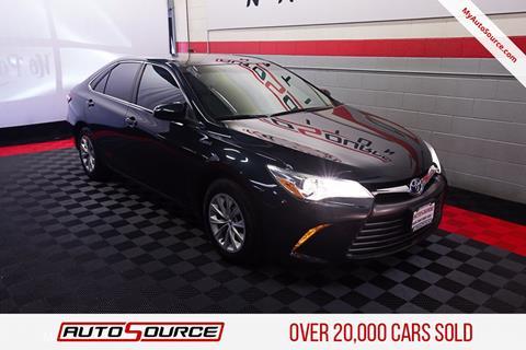 2015 Toyota Camry Hybrid for sale in Woods Cross, UT
