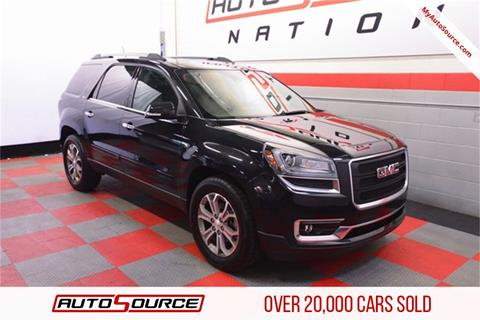 2015 GMC Acadia for sale in Woods Cross, UT