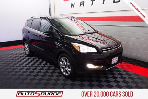 2016 Ford Escape for sale in Woods Cross, UT