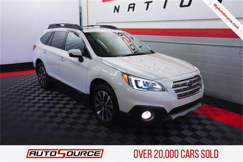 2017 Subaru Outback for sale in Woods Cross, UT