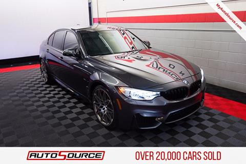2016 BMW M3 for sale in Woods Cross, UT