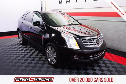 2016 Cadillac SRX for sale in Woods Cross, UT