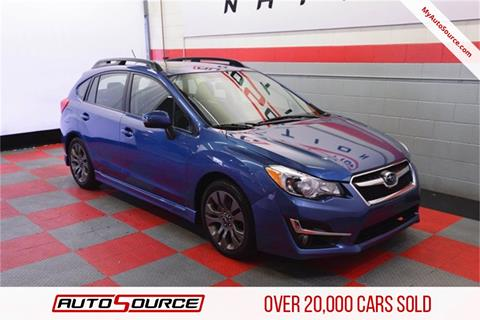 2015 Subaru Impreza for sale in Woods Cross, UT
