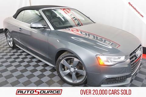 2015 Audi A5 for sale in Woods Cross, UT
