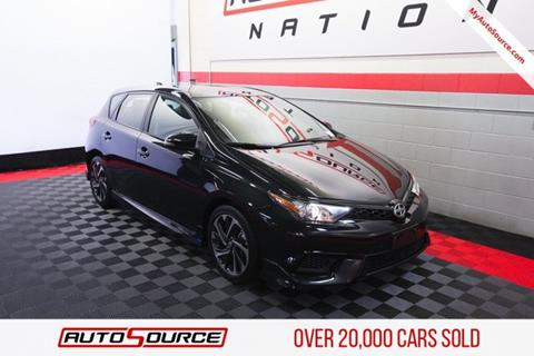 2016 Scion iM for sale in Woods Cross, UT