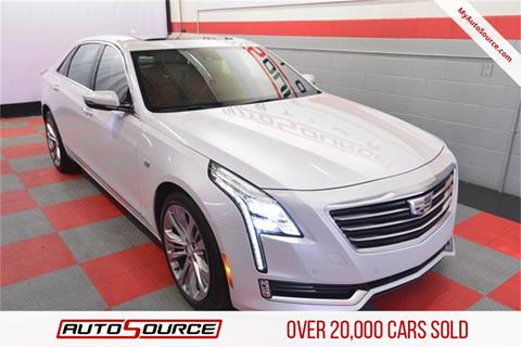 2017 Cadillac CT6 for sale in Woods Cross, UT