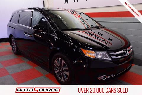 2016 Honda Odyssey for sale in Woods Cross, UT