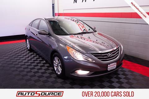 2013 Hyundai Sonata for sale in Woods Cross, UT