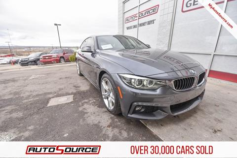 2018 BMW 4 Series for sale in Woods Cross, UT