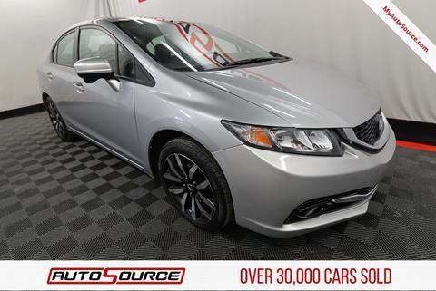 2014 Honda Civic for sale in Woods Cross, UT