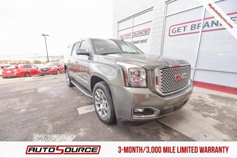 2017 GMC Yukon XL for sale in Woods Cross, UT