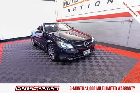 2014 Mercedes-Benz E-Class for sale in Woods Cross, UT