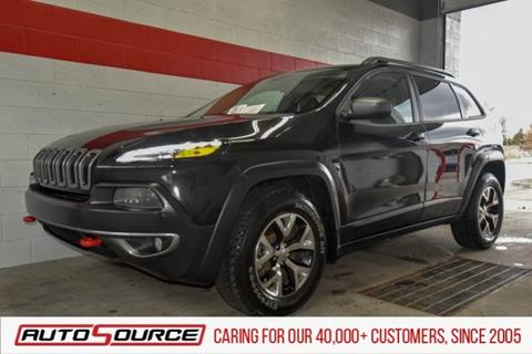 2015 Jeep Cherokee for sale in Woods Cross, UT