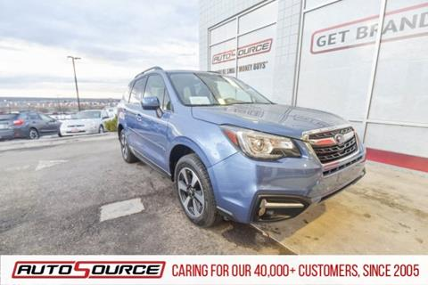 2018 Subaru Forester for sale in Woods Cross, UT