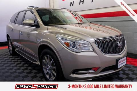2016 Buick Enclave for sale in Woods Cross, UT
