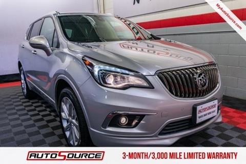 2016 Buick Envision for sale in Woods Cross, UT