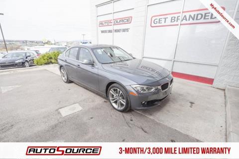 2015 BMW 3 Series for sale in Woods Cross, UT