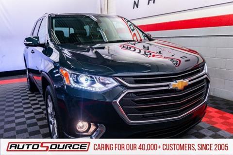 2018 Chevrolet Traverse for sale in Woods Cross, UT