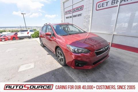 2018 Subaru Impreza for sale in Woods Cross, UT