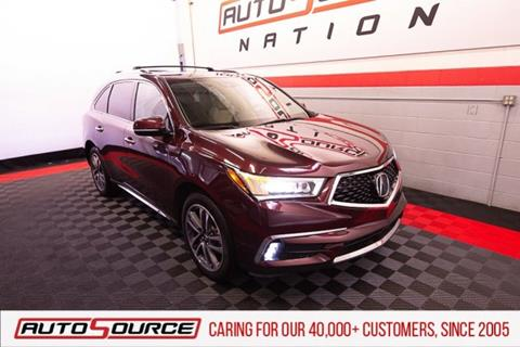 2017 Acura MDX for sale in Woods Cross, UT