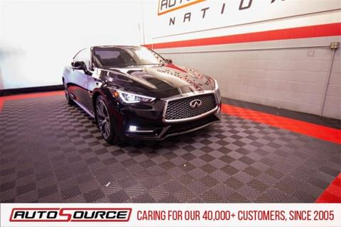 2017 Infiniti Q60 for sale in Woods Cross, UT