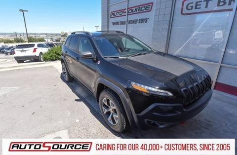 2017 Jeep Cherokee for sale in Woods Cross, UT
