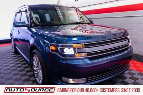 2019 Ford Flex for sale in Woods Cross, UT