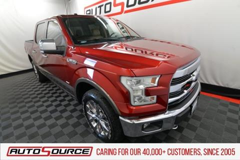 2016 Ford F-150 for sale in Woods Cross, UT