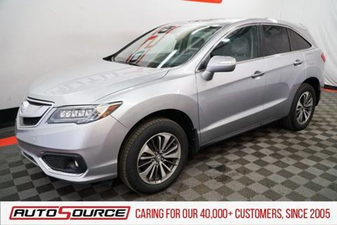 2017 Acura RDX for sale in Woods Cross, UT