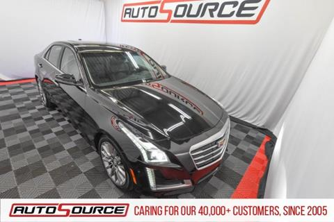 2016 Cadillac CTS for sale in Woods Cross, UT