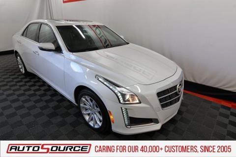 2015 Cadillac CTS for sale in Woods Cross, UT