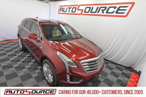 2017 Cadillac XT5 for sale in Woods Cross, UT