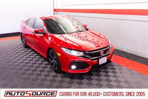 2018 Honda Civic for sale in Woods Cross, UT