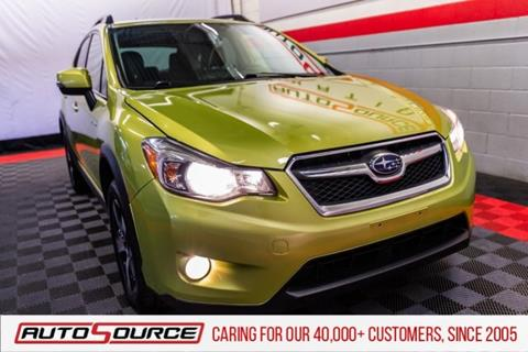 2014 Subaru XV Crosstrek for sale in Woods Cross, UT