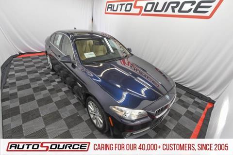 2016 BMW 5 Series for sale in Woods Cross, UT