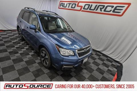 2017 Subaru Forester for sale in Woods Cross, UT