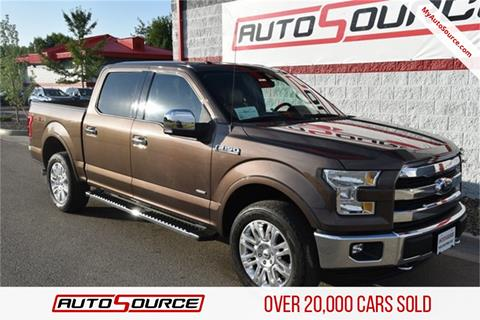2015 Ford F-150 for sale in Boise, ID